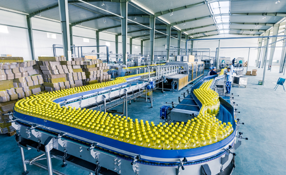 Application of SALZGITTER FLACHSTCHL in Food Processing Industries