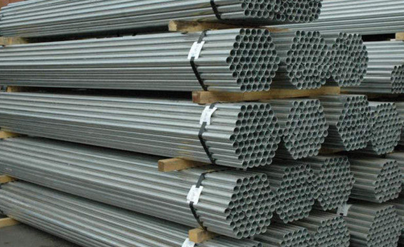 Packing of ASTM A312 Stainless Steel 316Ti Welded Tubes