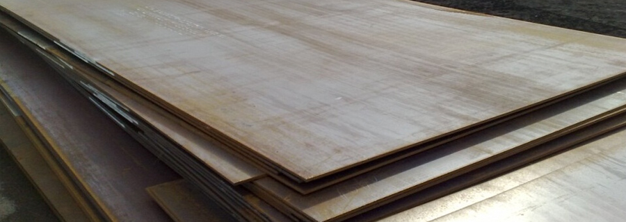 Corten Steel EN 10025 S355J2WP+AR Plates