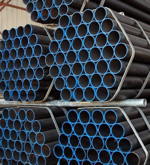 ASME SA / ASTM A53 GR.B Carbon Steel Pipes Supplier