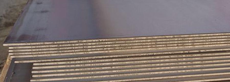 Corten Steel IRSM 41-97 Plates