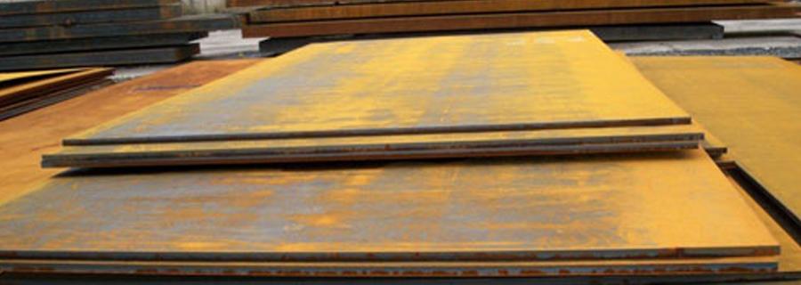 Corten Steel EN 10025 S355J2W Plates