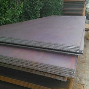 Corten Steel ASTM A572-50 Plates Manufacturer