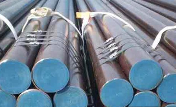 Packing of Corten Weather-Resistant Steel Pipes & Tube