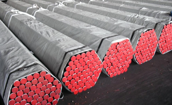 Packing Of IS 4923 FE 450 Seamless Pipe