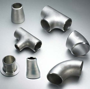 Stainless Steel 202 Butt weld Fittings Manufacturer