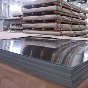 Stainless Steel 347H Plates Manufacturer