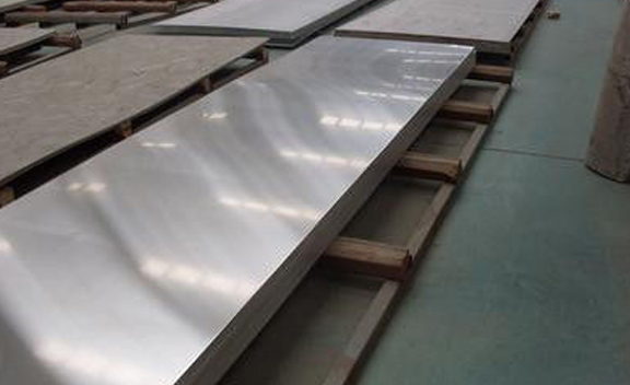 Packging Of Stainless Steel 316H Plates