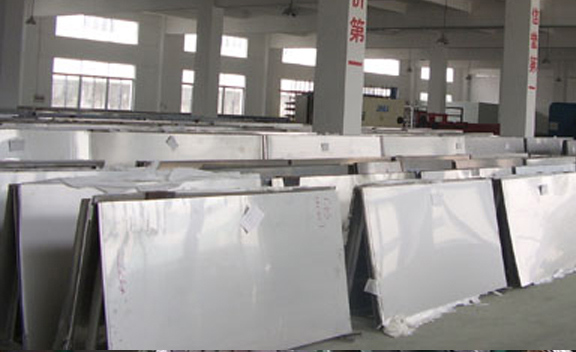 Packing of Alloy Steel Plates