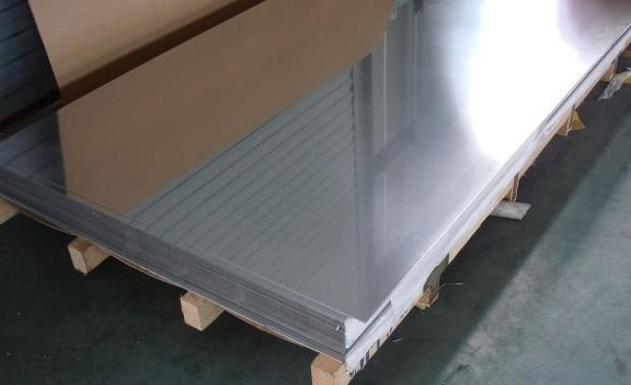 Packing of ASTM A283 Mild Steel A283 GR.C Chequered Plate