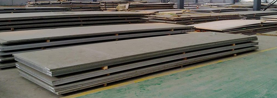 Stainless Steel 316H Plates